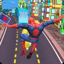 蜘蛛侠跑酷内购加速破解版