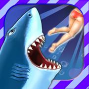 饥饿鲨进化破解版2021最新版中文版