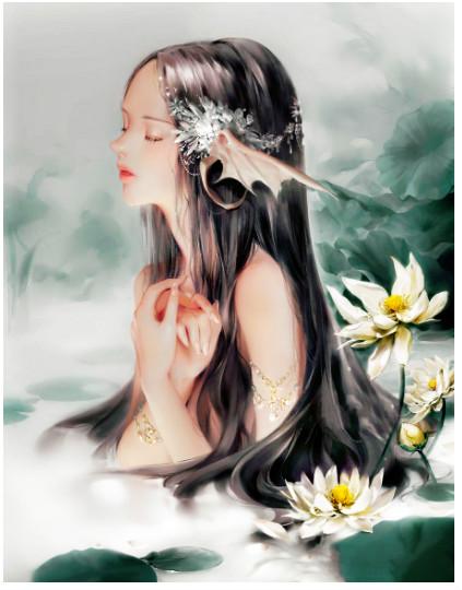 神仙ins仙女壁纸