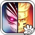 死神vs火影jojo的奇妙冒险游戏