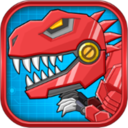 恐龙组装游戏