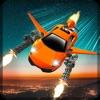 飞行汽车射击模拟器游戏