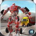 机器人运输卡车游戏