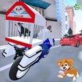 宠物运输车模拟器游戏