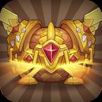 宝箱与勇士无限金币钻石版