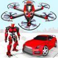无人机机器人模拟器游戏