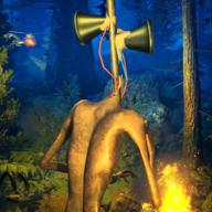 警笛头森林生存安卓版