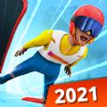 高台跳雪2021游戏