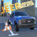 SUV极限赛道停车游戏
