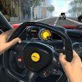 3D疯狂的驾驶员游戏