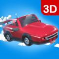 超级汽车3D游戏