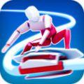 天空轨道障碍赛游戏