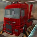 奔驰卡车驾驶模拟器破