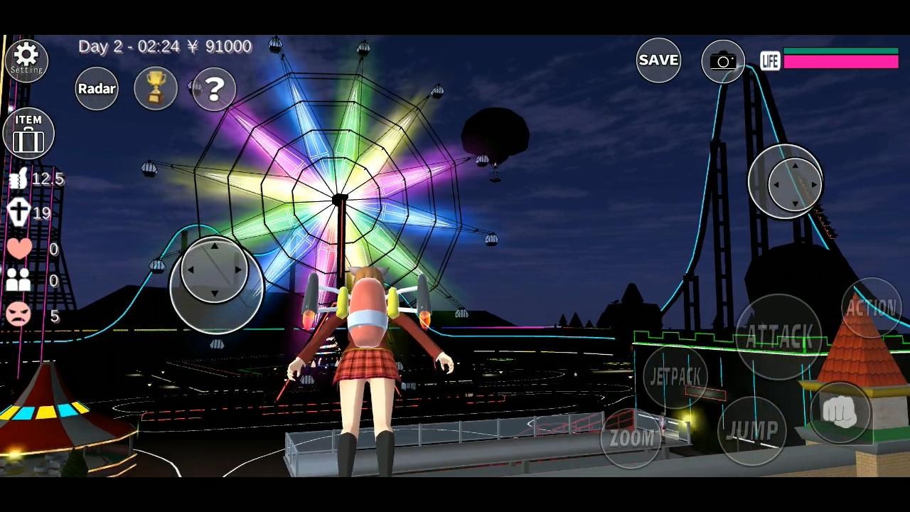 樱花校园模拟器1.038.04版