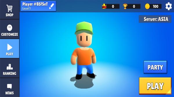 玩具人方块淘汰赛游戏官方版图片1
