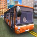公交车越野驾驶模拟器游戏