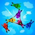 团体跳伞游戏