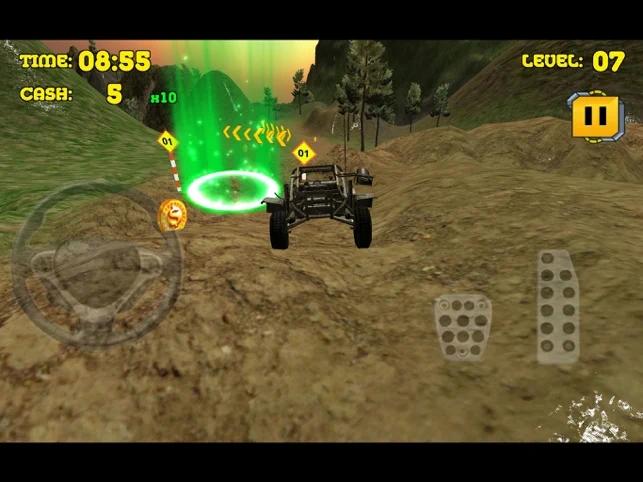 越野停车司机游戏官方安卓版图片1