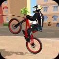 BMX自行车滑轮游戏